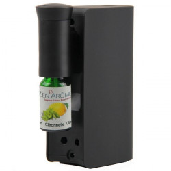 Diffuseur par nébulisation Mobysens micronisation à froid huiles essentielles concentrés aromatiques batterie intégrée