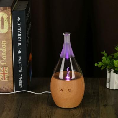 Diffuseur d'huiles essentielles programmable BOLEA diffusion à froid système Venturi éclairage LED