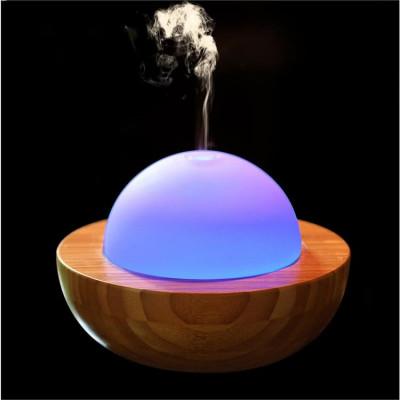 Brumisateur diffuseur ultrasons huiles essentielles à froid silencieux nébulisation senteurs vertus bienfisantes