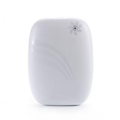Diffuseur blanc sans fil nomade programmable flacon détail explication notice grande surface pro
